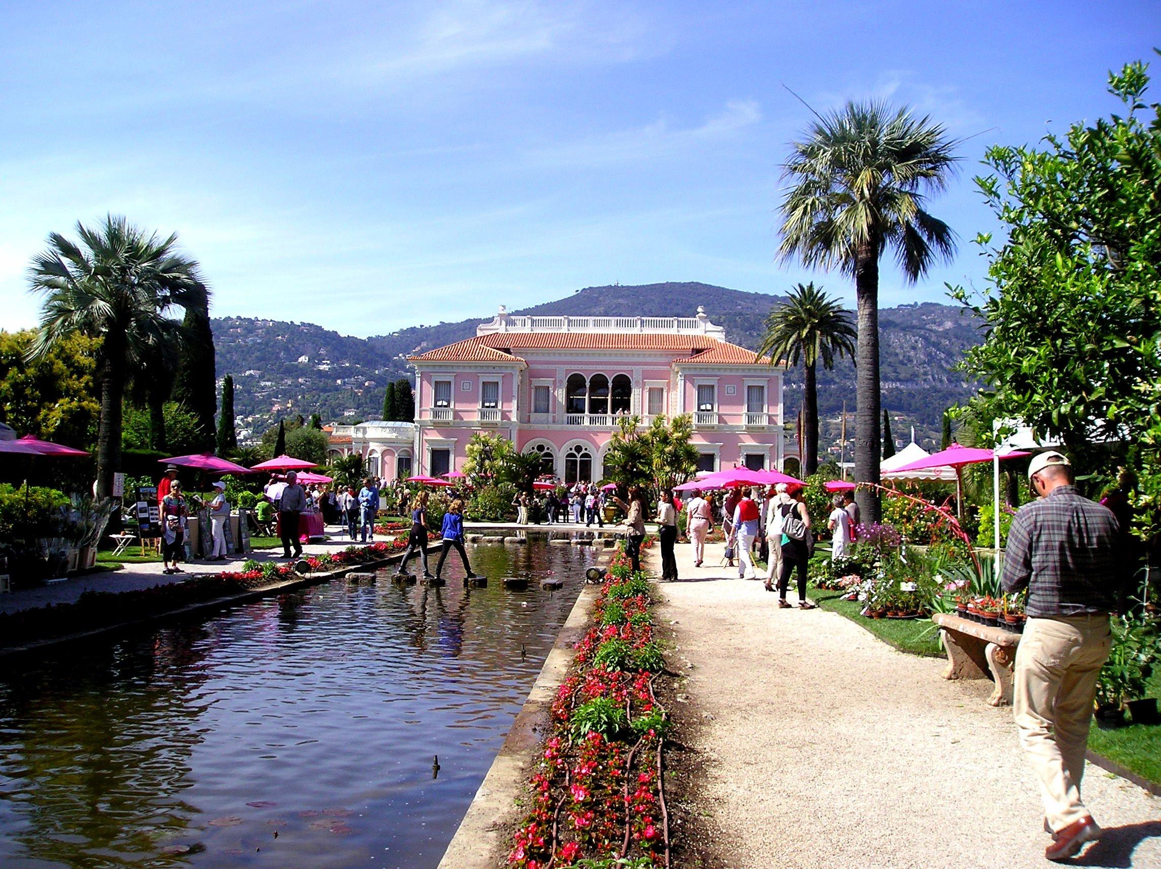 Costa Azzurra Villa Rothschild