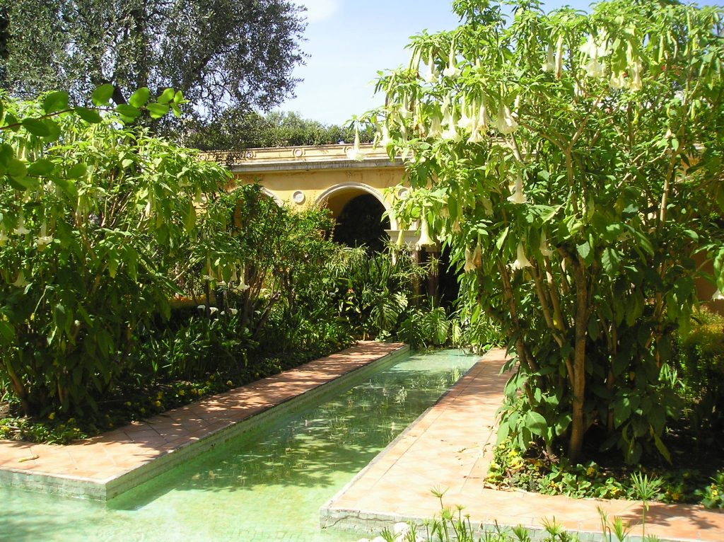 Giardino andaluso