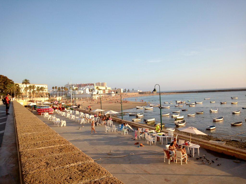 Andalusia senza automobile, Cadice