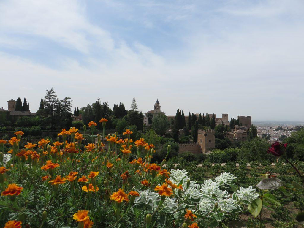 Alhambra di Granada, la perla dell'Andalusia