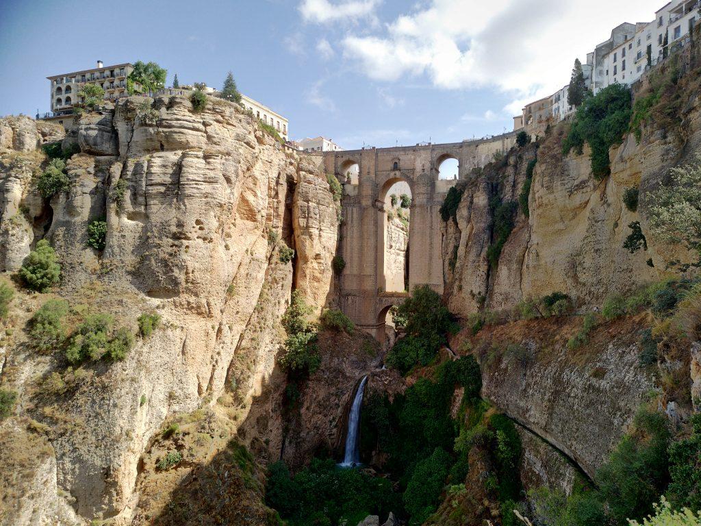 Andalusia senza automobile, Ronda