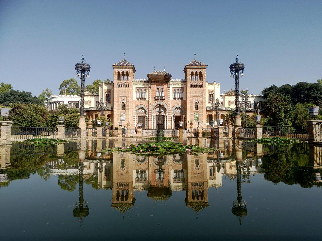 andalusia senza automobile,Museo de Artes y Costumbres Populares di Siviglia
