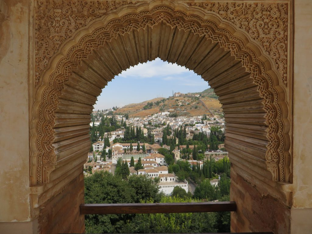 Granada e l'Alhambra in Andalusia, l'ultima roccaforte dell'impero arabo