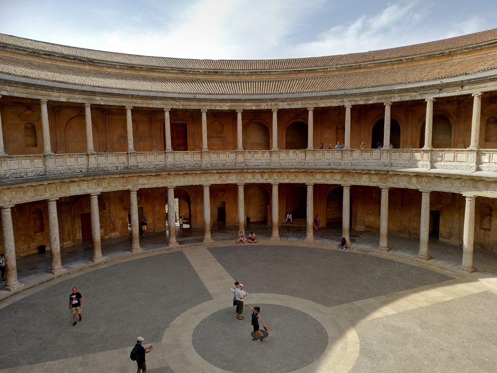 Il Palazzo di Carlo V