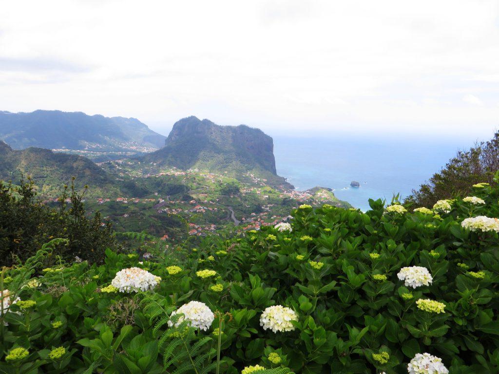 Madeira isola del Portogallo in mezzo Atlantico