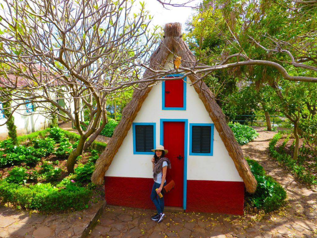 Case tipiche di Madeira Portogallo