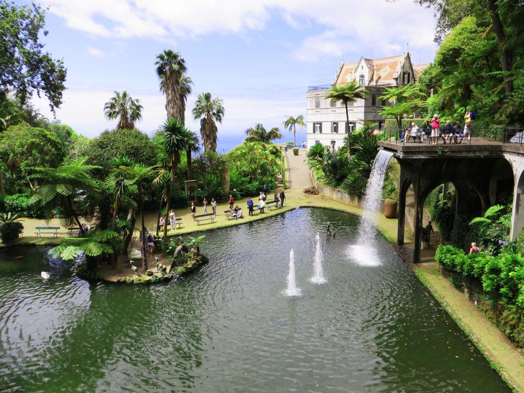 Madeira Portogallo Monte Palace