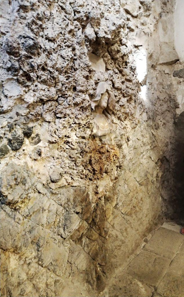 La vecchia cortigiana del castello del Catajo