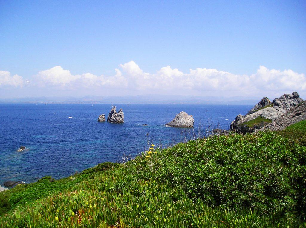 Iles d'or Porquerolles e Port Cros