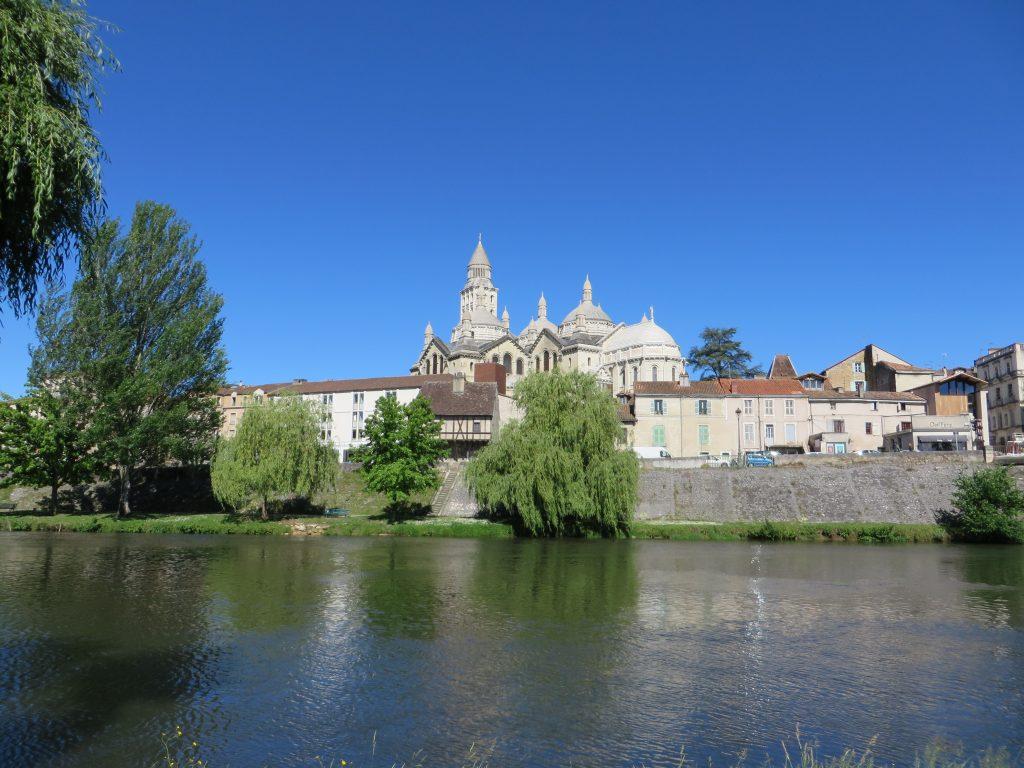 Périgueux, capoluogo del Périgord