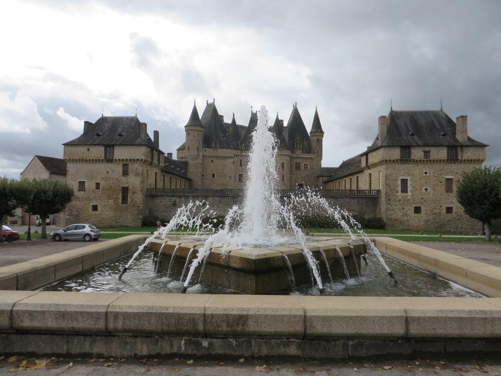 Castello Jumilhac nel Périgord