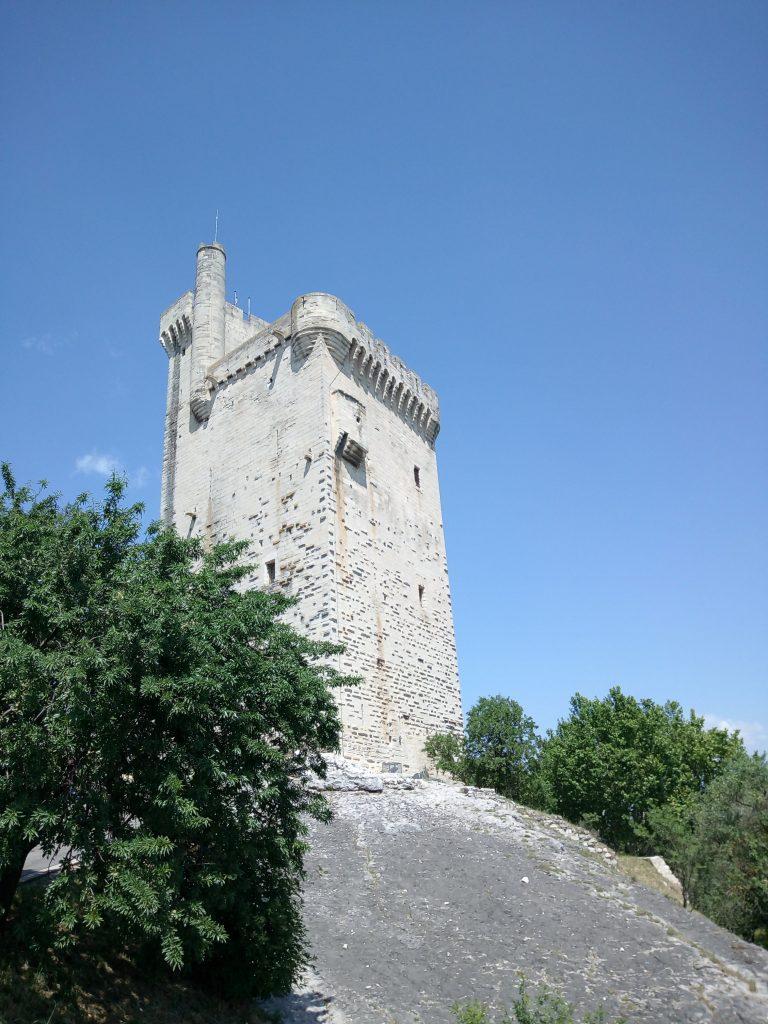 La torre a Villeneuve les Avignons