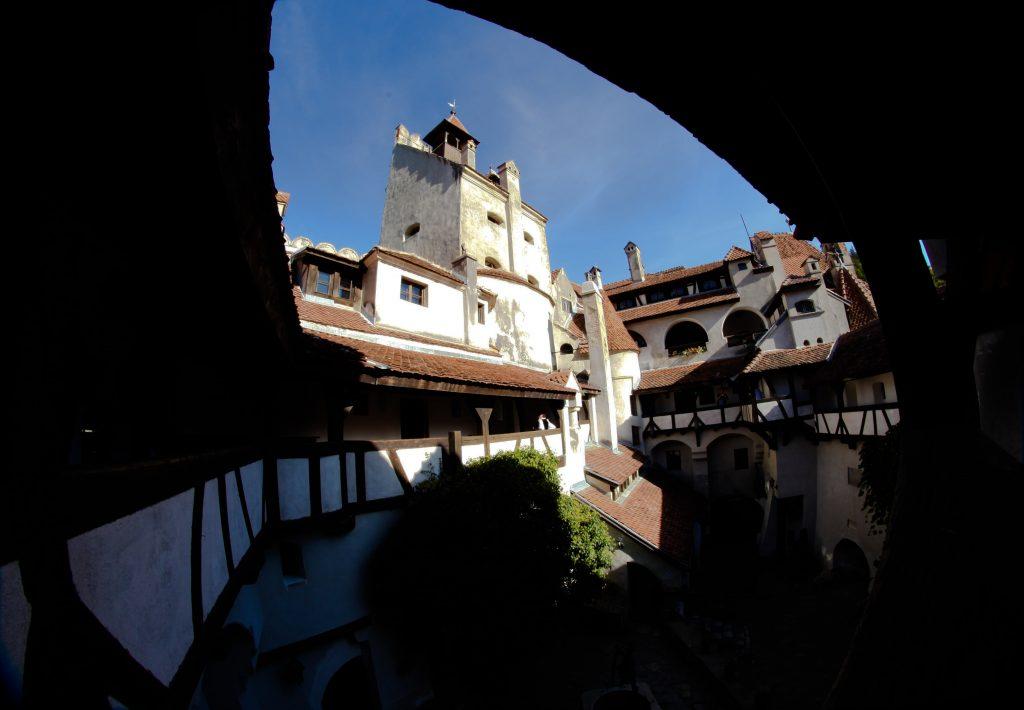 Castello di Bran viaggio in Transilvania