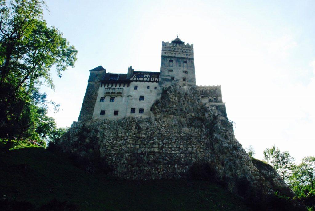 Castello di Dracula in Transilvania