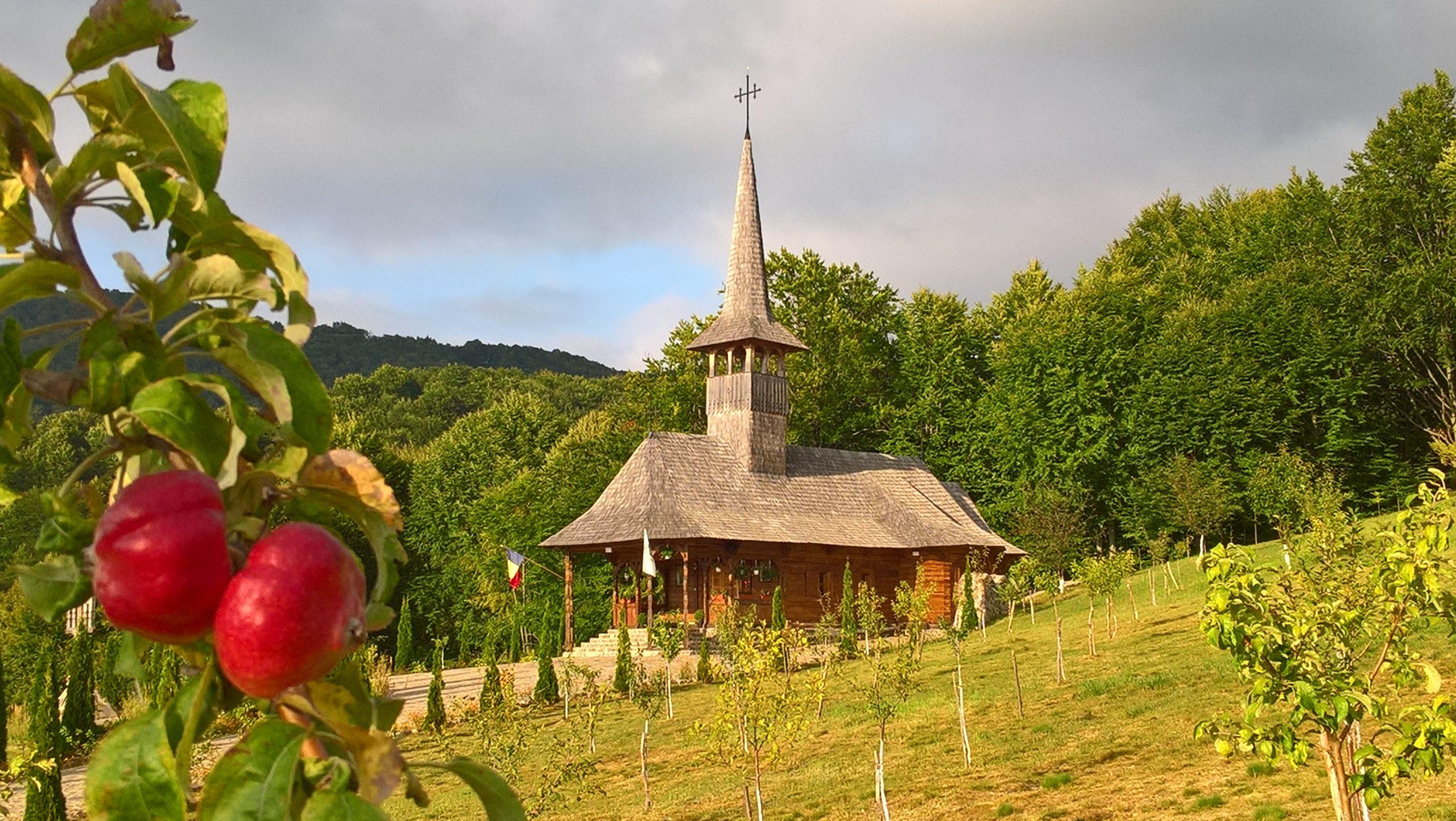 Chiesa in legno Romania