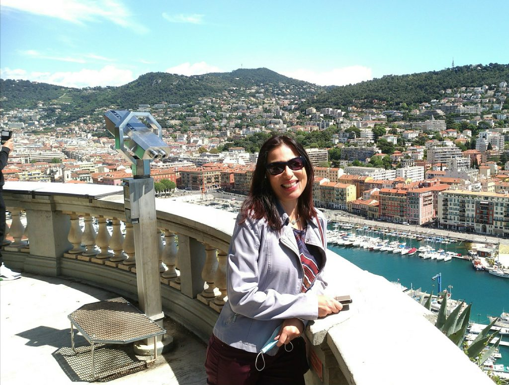 Il porto visto dalla collina del castello. Blogger Veronica Pesce di Meraviglieuropa