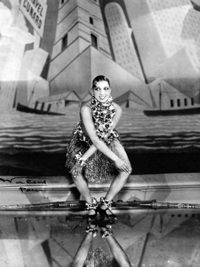 Josephine Baker alle Folies Bergères