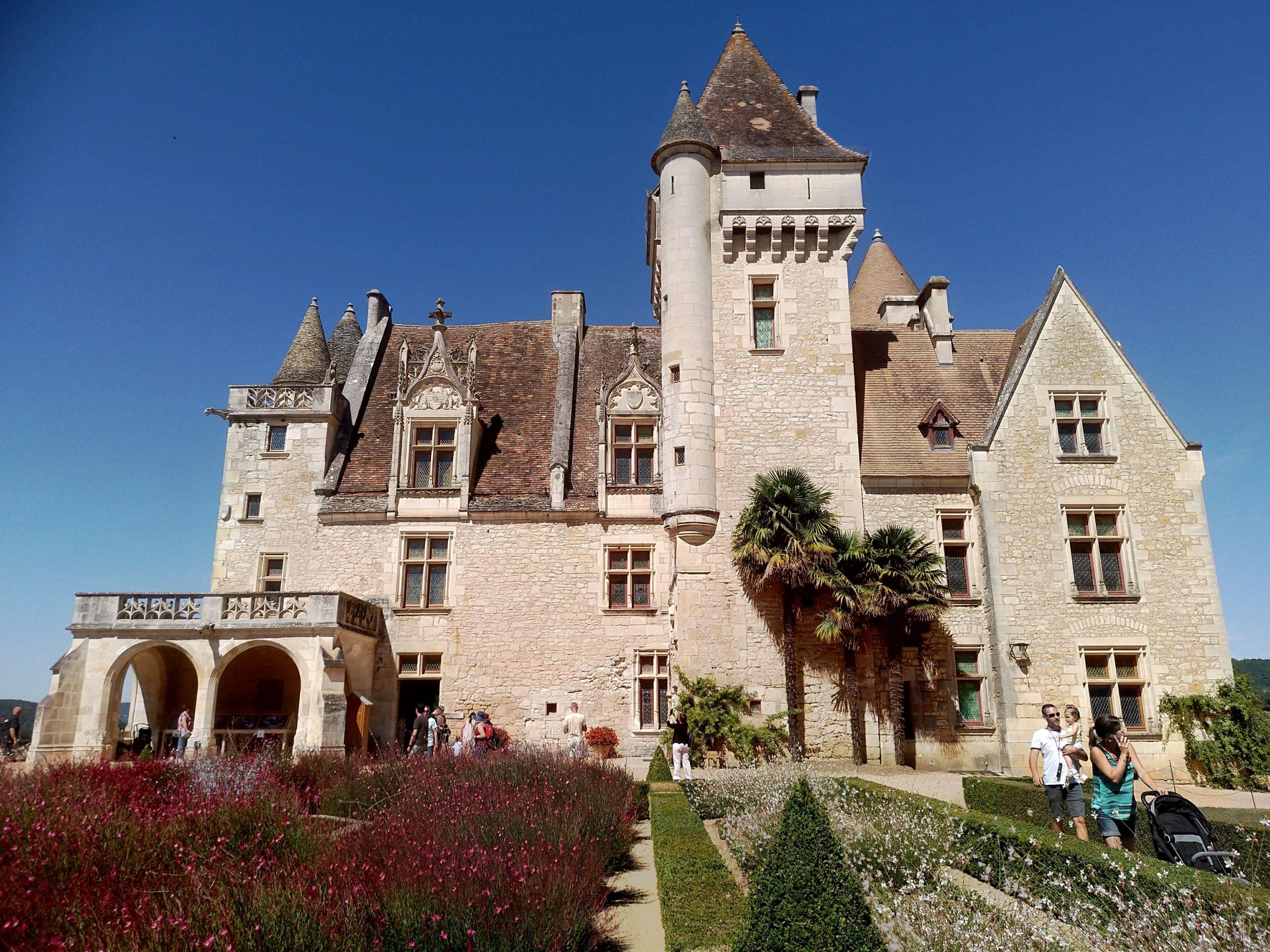 Il castello des Milandes e Joséphine Baker